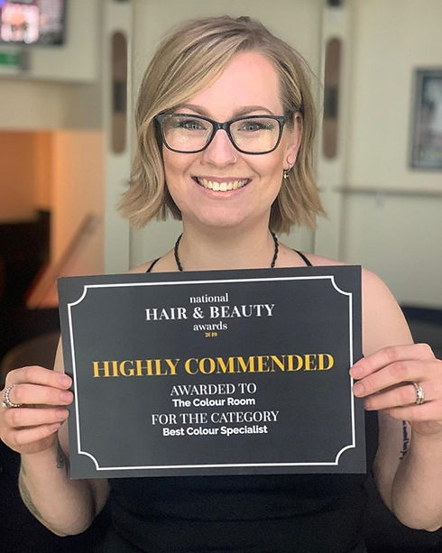 I won Highly Commended runner up in my c