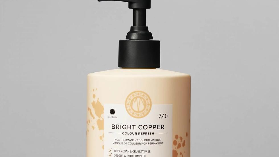 Maria Nila Colour Refresh - Bright Copper