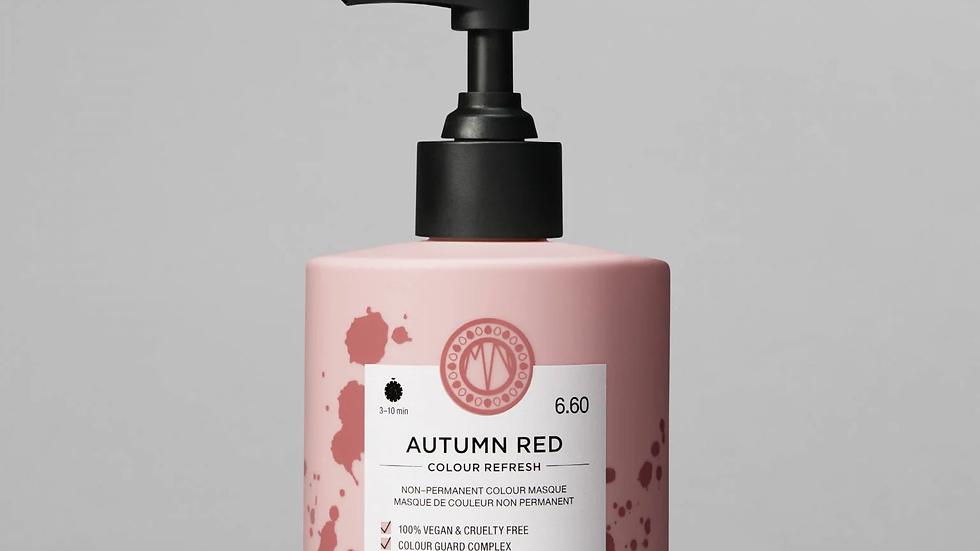 Maria Nila Colour Refresh - Autumn Red