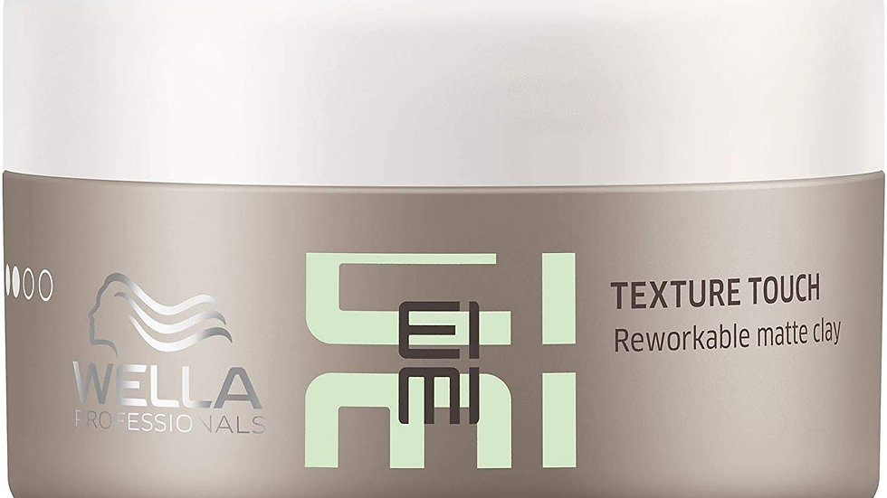 Wella Professionals EiMi Texture Touch Reworkable Clay, 75ml