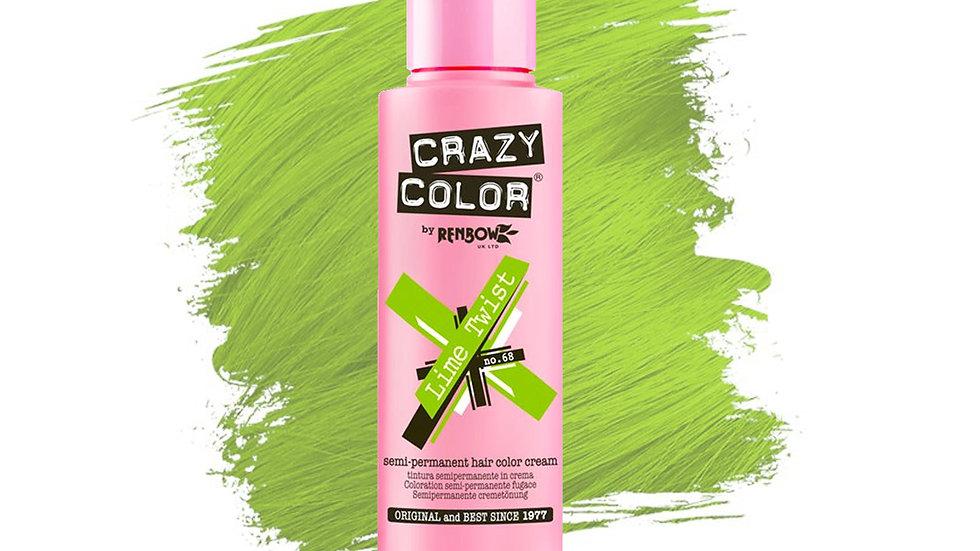 Crazy Color Lime Twist, 100ml