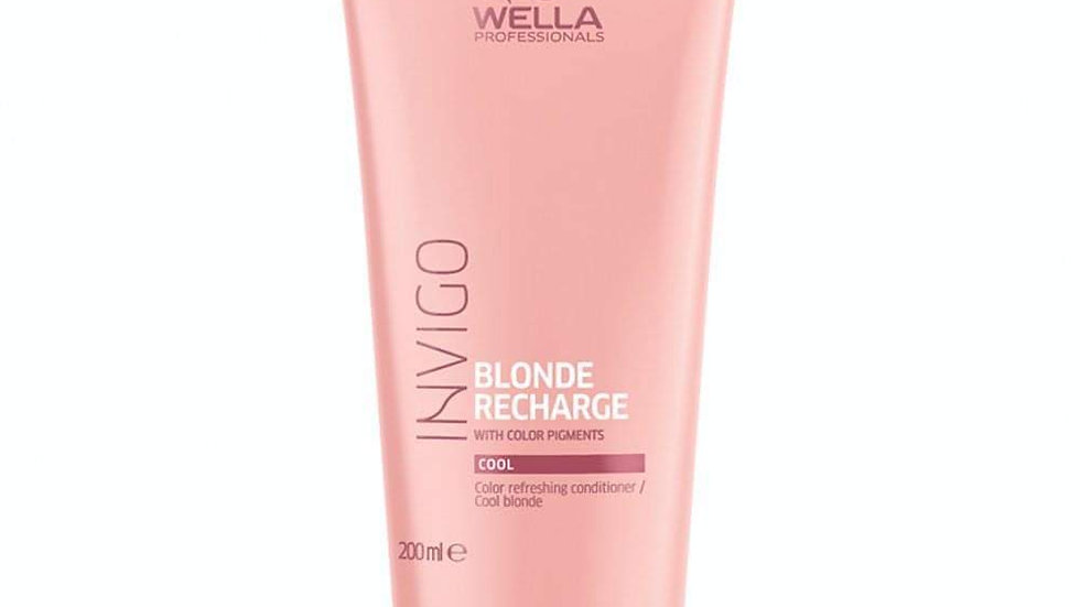 Wella Professionals Cool Blonde Recharge Conditioner, 200ml