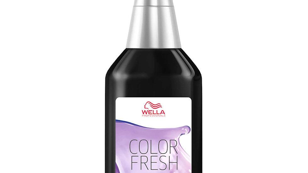 Wella Professionals Color Fresh Semi-Permanent Colour, 75ML LIGHT-MEDIUM SHADES