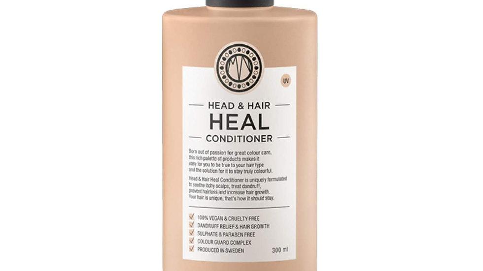 ECO REFILL Maria Nila Head & Hair Heal Conditioner, 300ml