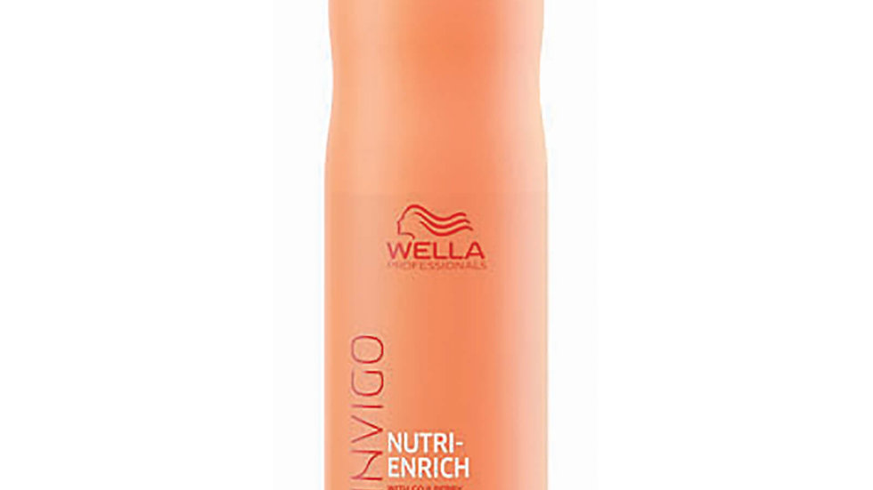ECO REFILL Wella Professionals Nutri-Enrich Shampoo 250ml