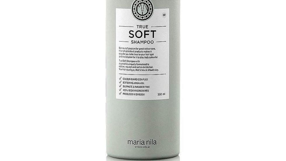ECO REFILL Maria Nila True Soft Shampoo, 350ml