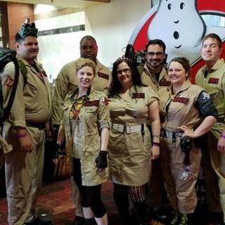 Houston Ghostbusters