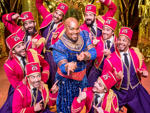 Review | 'Aladdin' Sets Sail with Wonders