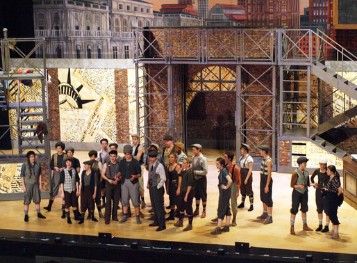 'Newsies' delivers message on rights, encouraging children to speak up
