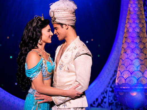 The Younger Set Weighs In on 'Aladdin'