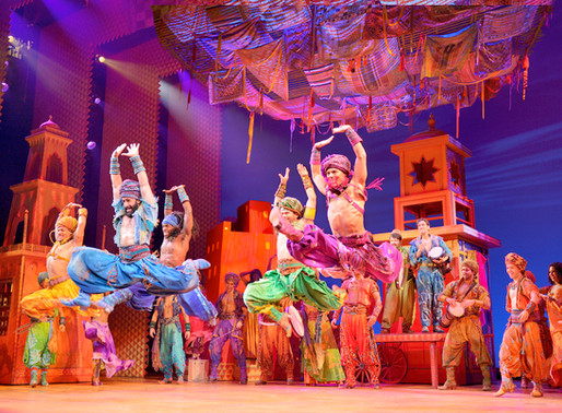 Review | 'Aladdin': the Show that Reminds You of that Special Feeling