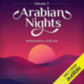 Arabian Nights, Volume 2
