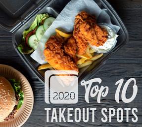 Top 10 Takeout Spots in Bellingham
