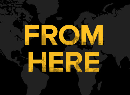 World Premiere: From Here at the Human Rights Watch Film Festival London