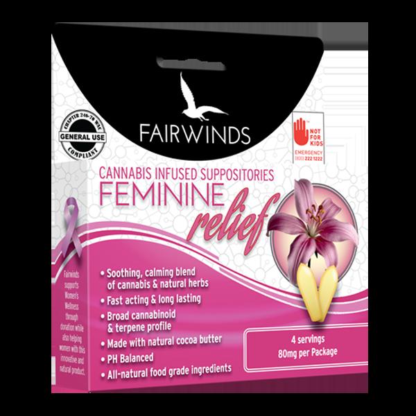 Fairwinds Femenine Relief