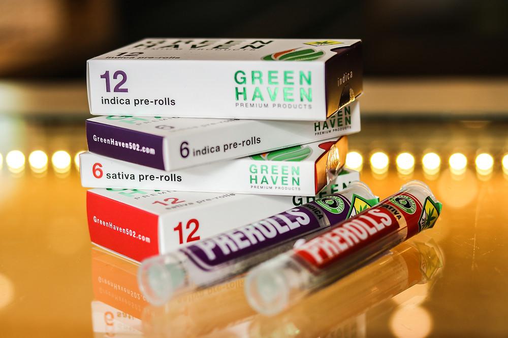 Green Haven Pre-Rolls