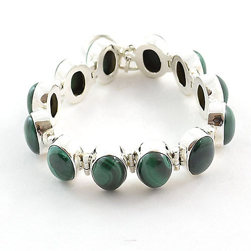 Karma Malachite Bracelet