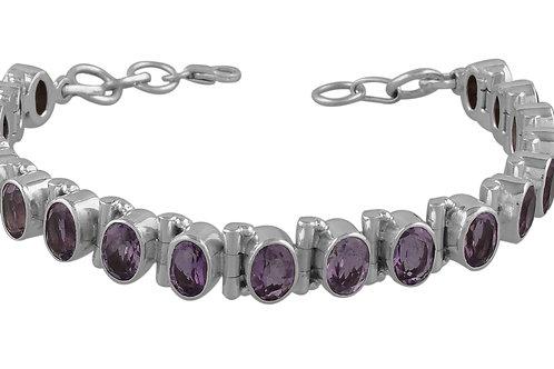 Artemis Amethyst Bracelet
