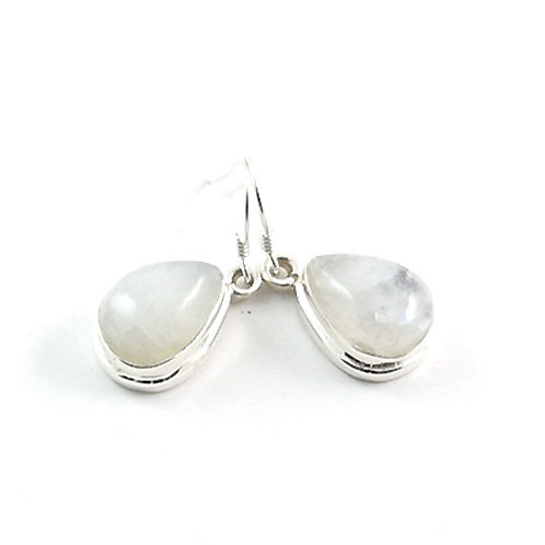 Freya Moonstone Teardrop Earrings