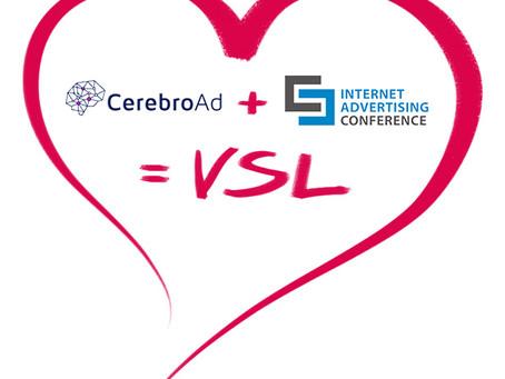 SPIR + CerebroAd.com = VSL