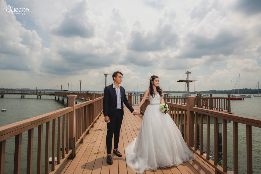 Pre Wedding Shoot In Singapore