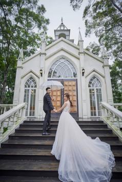 Pre Wedding Shoot In Taiwan / Outdoor Studio