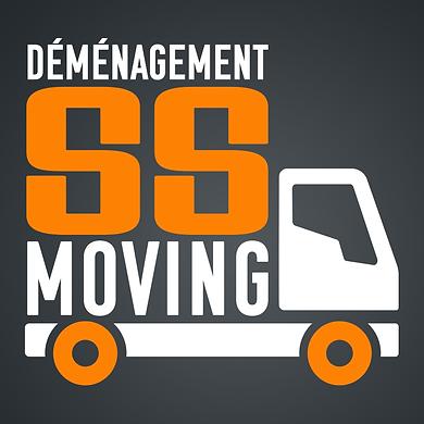 Logo Déménagement SS