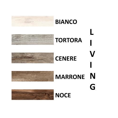 Serie LIVING Ceramica RONDINE