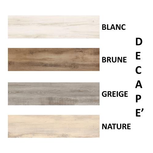 Serie DECAPE' Ceramica RONDINE