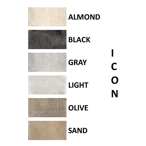 Serie ICON Ceramica RONDINE