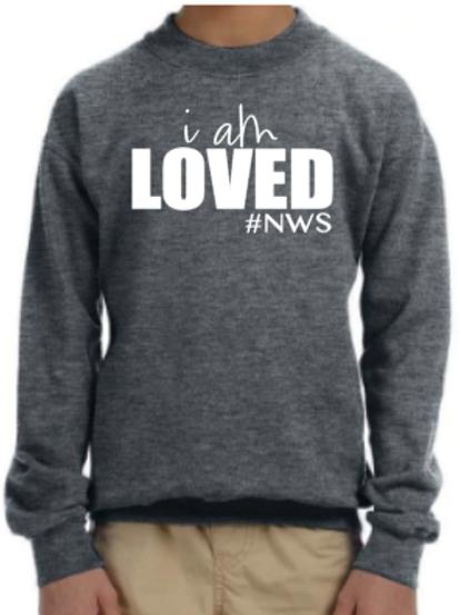 Kids Crewneck Sweatshirt