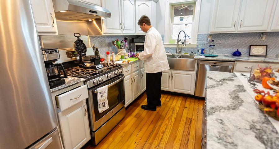 Chef Kurt's Creative Kitchen