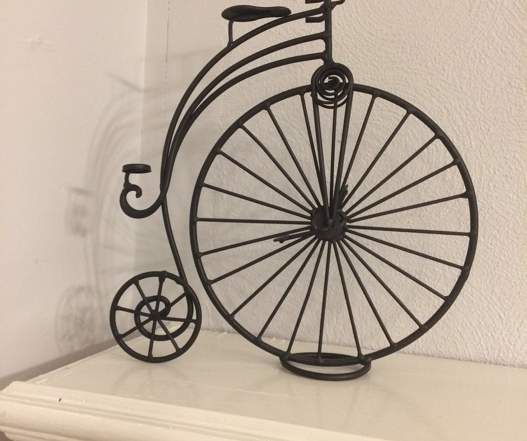 Delightful Bicycle Decor