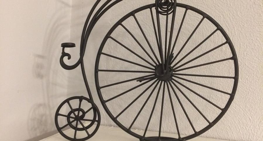 Delightful Bicycle Decor