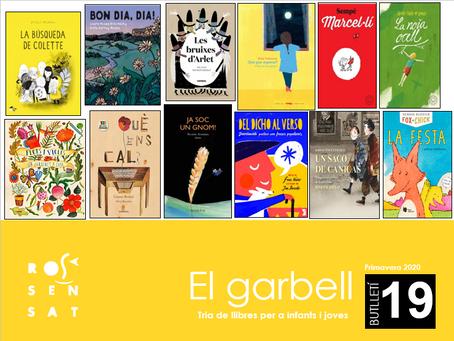 El Garbell - Tria de llibres per infants i joves.