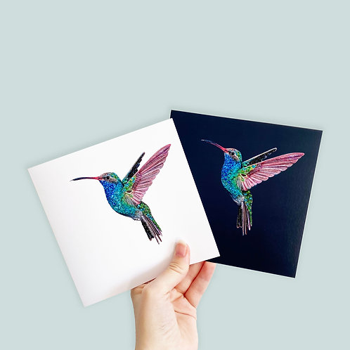 Mix and Match any 4 Hand Embellished cards