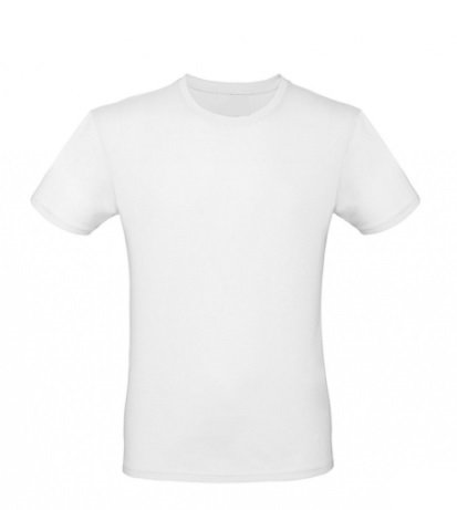 T-shirt 100% Cotone - Girocollo (box 3 pz.)