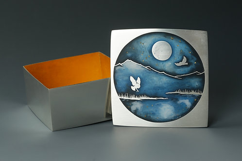 Owl Moon Reflections Box