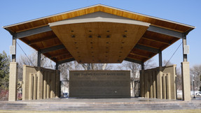 DAHMS-TALTON BAND SHELL