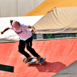 CDMX Rumbo al Campeonato Mundial de Skateboard en Tokio