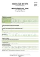 SDS - Page 3 0f 7