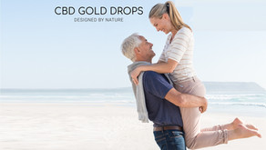 CBD OIL UK - Discover why the UK's over 30's are using CBD Gold Drops