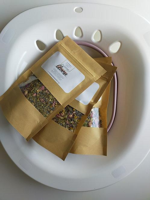 Sitz bath seat + consultation + herbs