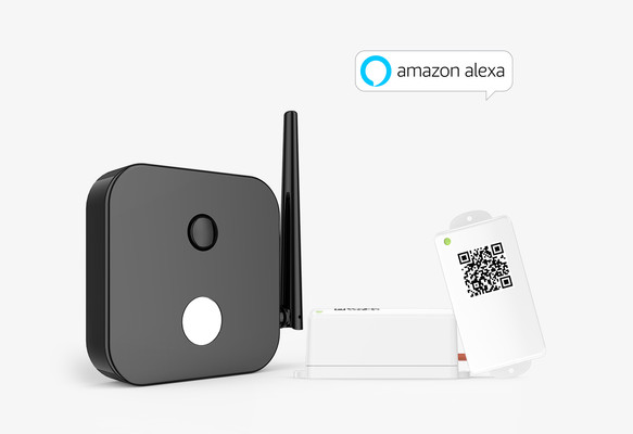 WisQo Alexa Hub receiver