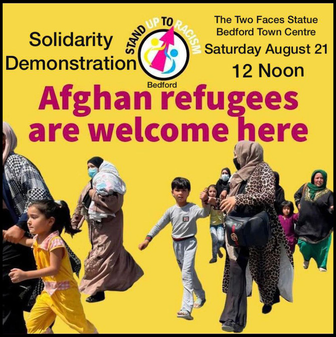 Afghan Refugees Are Welcome Here
