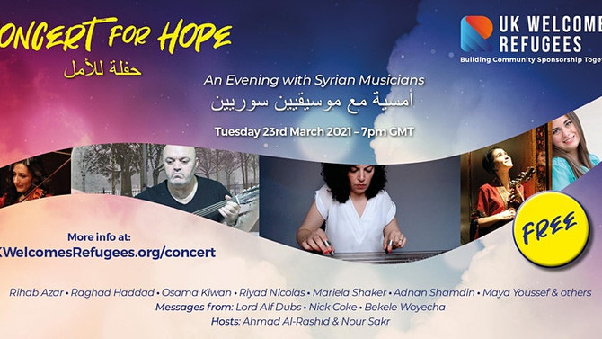 Concert For Hope