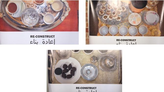 RE-CONSTRUCT …. VOICES THROUGH ART