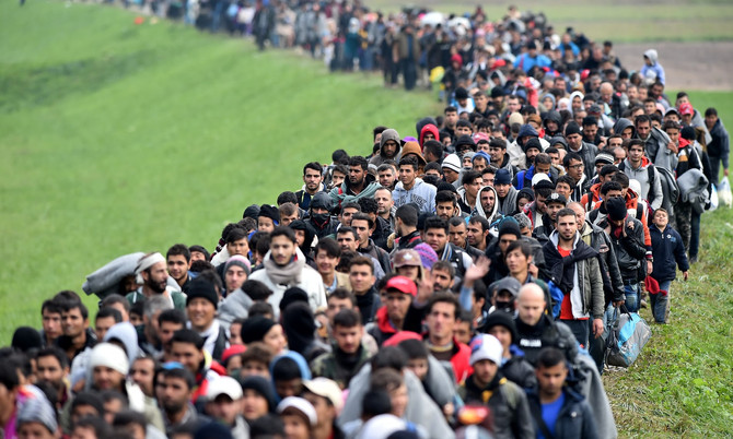 Five myths about the refugee crisis