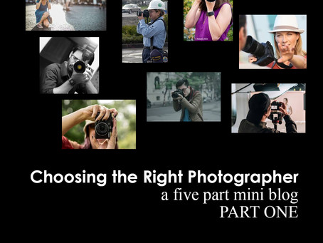 Not All Photographers are Created Equal!