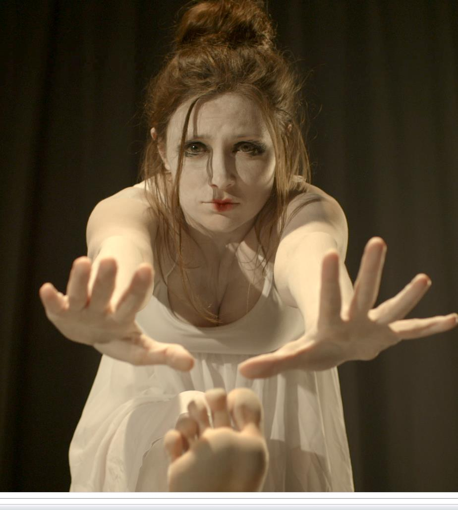 Butoh Dance Video